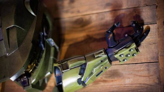 343 Industries Teams Up With Limbitless to Create Halo-Inspired Prosthetic Arms