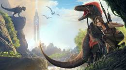 ARK: Survival Evolved available on the Microsoft Store and now supports CrossPlay