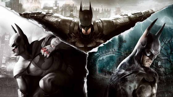 Batman Arkham Collection Available For PS4 and Xbox One