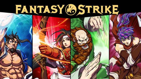 Colorful Fighter 'Fantasy Strike' Launches On Linux