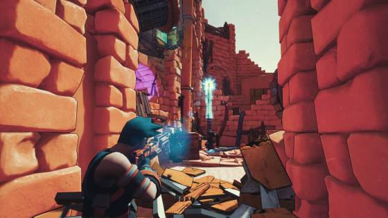 Crazy Justice Aims to Speed Up the Battle Royale Genre and Give Linux Users Something to L...