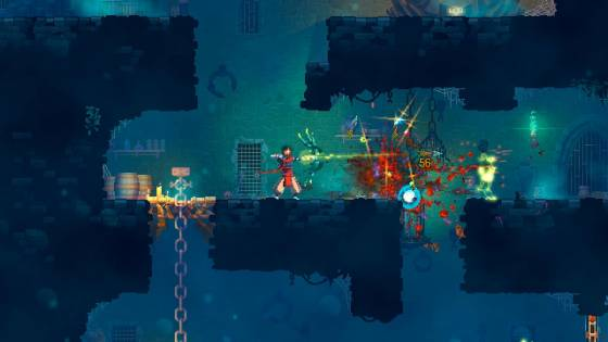 Dead Cells Update Gives Players the Keys to the Kingdom