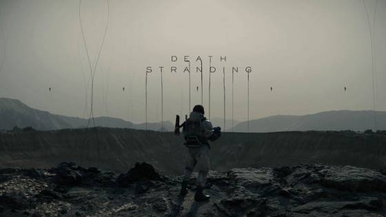Death Stranding Trailer Introduces a Golden-Masked Villain Played by Troy Baker