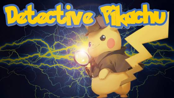 Detective Pikachu Movie Set To Release In 2019