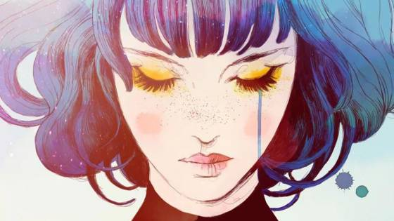 Devolver Digital's 'Gris' is a Beautiful Platformer Rendered in Watercolor Style