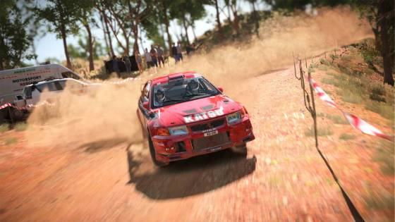 Feral Interactive Set to Bring DiRT 4 to Linux and MacOS