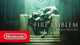 Fire Emblem Three Houses Coming To Switch In 2019