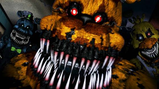 Five Nights at Freddy's is Getting Console Ports and a New 'Big-Budget' Triple A Game