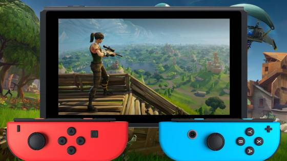 Fortnite Tops August Downloads For The Nintendo Switch
