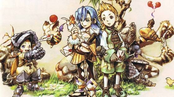 GameCube Classic 'Final Fantasy Crystal Chronicles' is Being Remastered for Switch and PS4