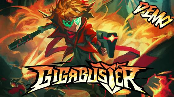 Gigabuster Hits Kickstarter and Offers Up New Action-Platforming Thrills for Linux