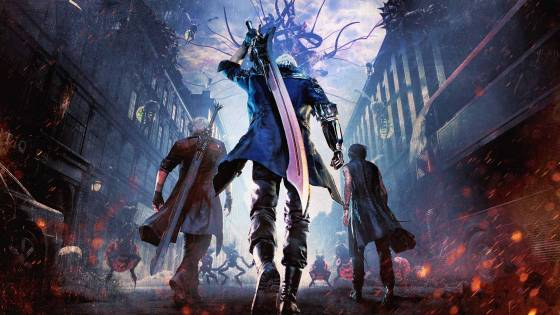 Hideaki Itsuno Will Begin Work on His Next Big Title After DMC5's First Update