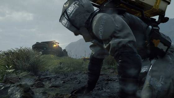 Hideo Kojima Privately Shows Off the First 2 Hours of Death Stranding to Guerrilla Games