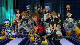 Kingdom Hearts 3 Features Retro-Inspired Minigames Based Off Of Disney Cartoons