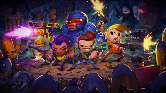 Last DLC For Enter the Gungeon Canceled So That Devs Can Begin Work on a New Game