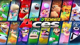 Mario Tennis Aces Shaking Things Up With Three New Characters This Fall