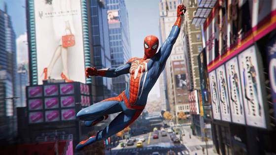 Marvel's Spider-Man Breaks Sales Records for Sony