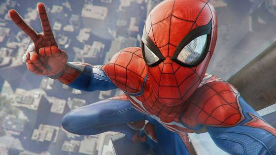 Marvel's Spider-Man Is The 2nd Best-Selling Game Of The Year in the UK