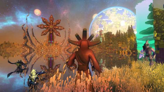 MMO Sandbox Game 'Boundless' Coming to PS4 in September With PC Cross-Play