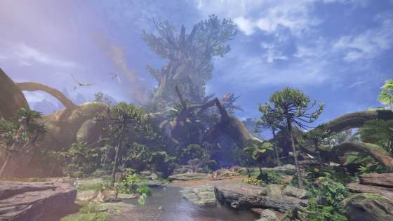 Monster Hunter: World Receiving a Massive and Chilly Expansion Next Year With 'Iceborne'