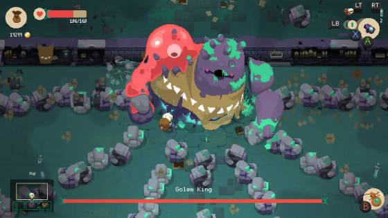 Moonlighter's Friends and Foes Update Now Available