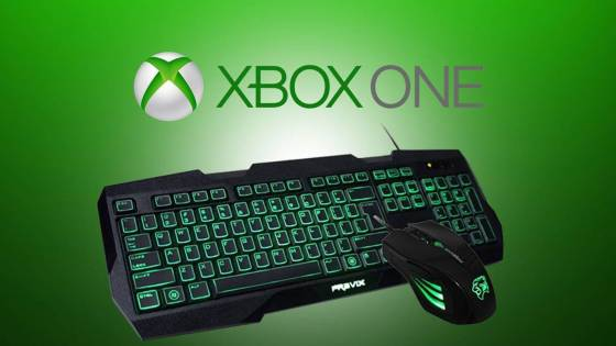 Mouse and Keyboard Support Coming to Select Games on Xbox One
