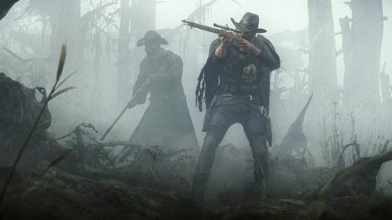 New 'Hunt: Showdown' Map Goes Live