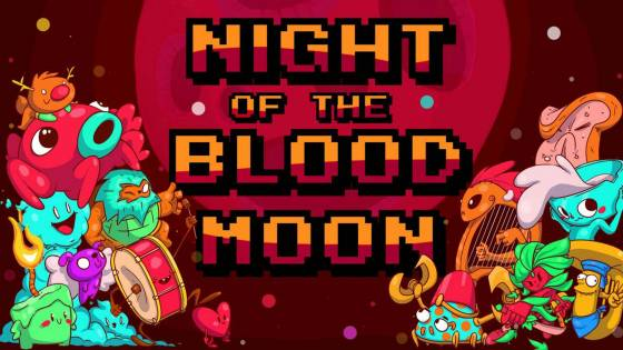 Night of the Blood Moon Coming in 2019 for Linux