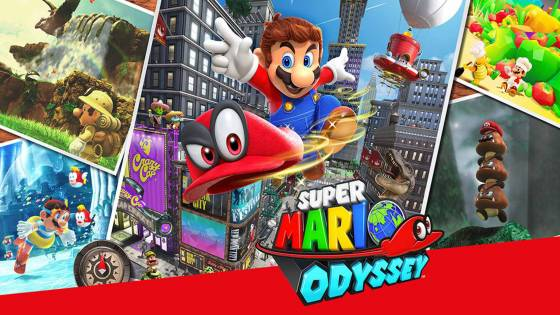 Nintendo Celebrates Super Mario Odyssey's First Birthday With Festival Event and Artwork