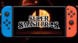 Nintendo Confirmed That a Super Smash Bros. Switch Is In The Works