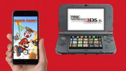 Nintendo Gives An Update On 3DS and Mobile Titles