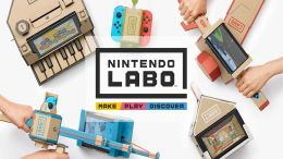 Nintendo Labo To Get More 1st Party Title Tie-Ins