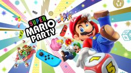 Nintendo Reveals The Newest Mario Party 'Super Mario Party' At E3 For The Nintendo Switch