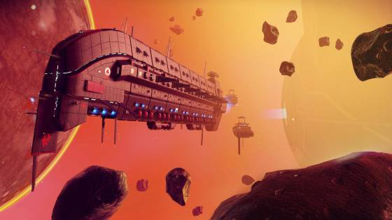 No Man's Sky Getting an 'Eerie' Abyss Update Next Week For the Halloween Season