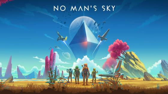No Man's Sky 'Next' Update Brings Multiplayer, Third Person, and Graphical Overhaul