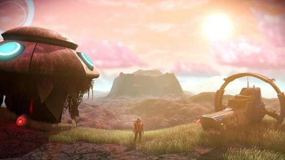 No Man's Sky 'Visions' Update Creates a Weirder, Wilder, and More Colorful Universe
