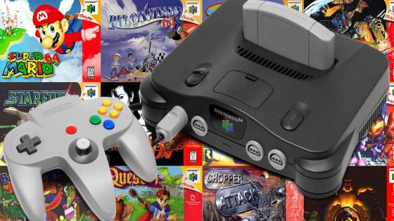 No N64 Classic Edition Planned