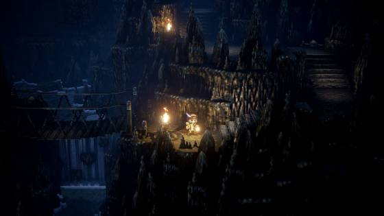 Octopath Traveler Director Talks How Uniqueness Drove Interest