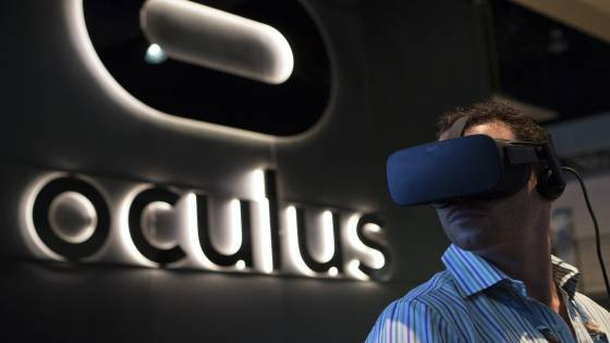 Oculus Co-founder Brendan Iribe Leaves Facebook, Making the Future of Oculus Rift 2 Uncert...