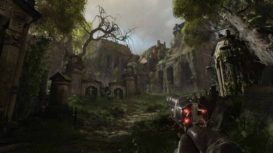 One Year Later, The Astronauts Reveal More About Their Gothic Shooter 'Witchfire'