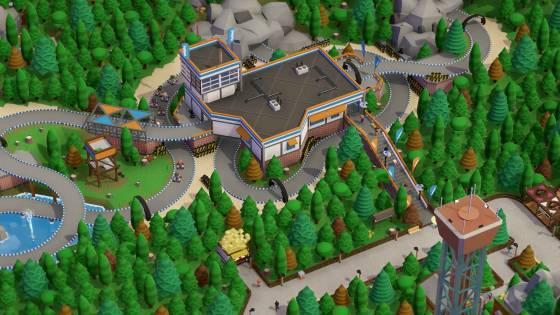 Parkitect Now Available on Linux, Mac, and Windows
