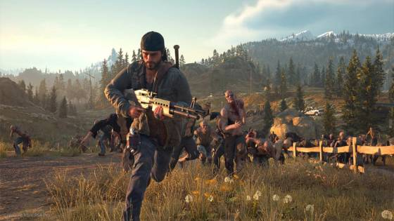 PlayStation 4 Exclusive 'Days Gone' Hits Another Delay Due to a Crowded February 2019