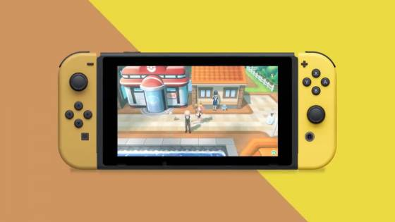 Pokemon: Let's Go Nintendo Switches Are Announced