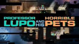 Professor Lupo and His Horrible Pets To Arrive On Switch And Steam This Fall