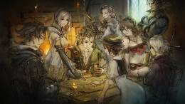 Project Octopath Trailer Reveals Two More Heroes