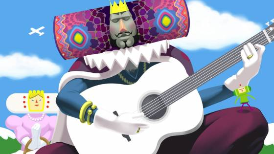 PS2 Classic Katamari Damacy Rolling Up Into a Remaster on Switch and PC This Winter