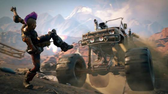 Rage 2 Will Be At The Upcoming 2018 Game Awards