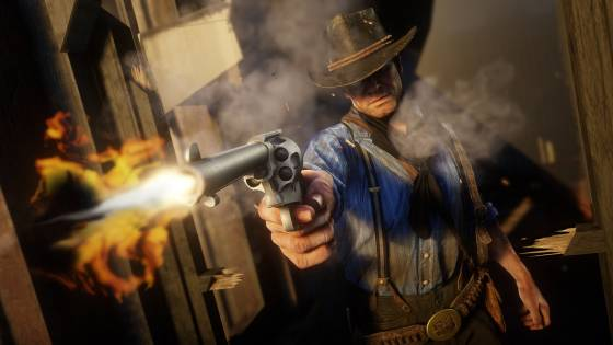 Red Dead Redemption 2 Gets Day One Patch