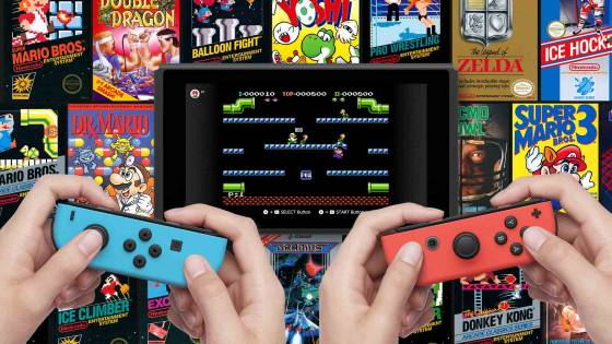 Reliving NES Experience on Switch Online:The Service's Classic Games Library