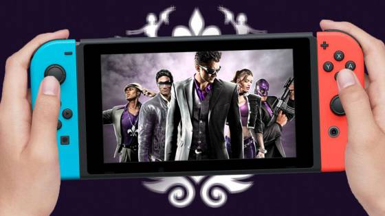 Saints Row The Third Coming To Nintendo Switch